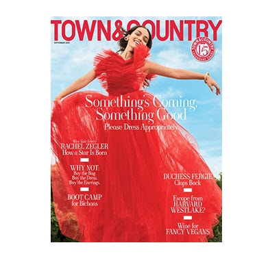 FREE Subscription to Town & Country Magazine