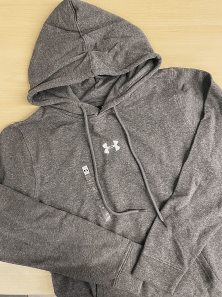 Under Armour Women's Rival Fleece Hoodie Only
