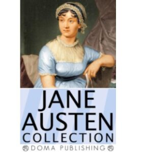 18 Jane Austen Books for Kindle Only $.99