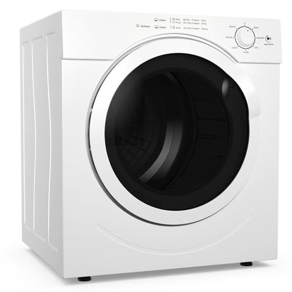 Gymax Electric Tumble Compact Laundry Dryer Only 9.99