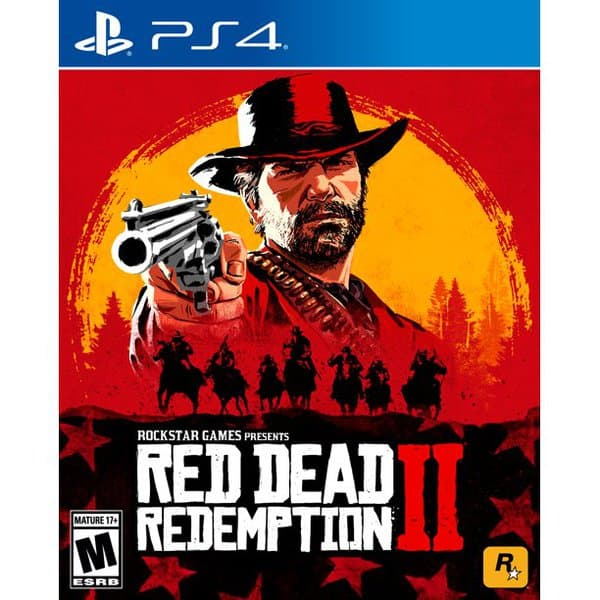 Red Dead Redemption 2 PlayStation 4 Only .99