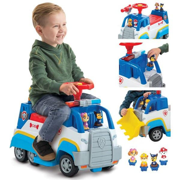Nickelodeon Junior Paw Patrol Electric Ride On Quad Toy by Huffy Only .00