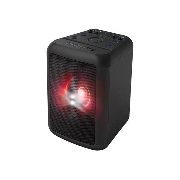 Philips BASS+ NX100 Bluetooth Party Speaker w/ Single Subwoofer Only .00