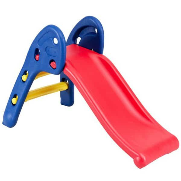 Step2 Gymax 2 Step Children Folding Slide Plastic Fun Toy Only .99