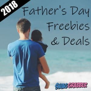 2018 father's day freebies and deals