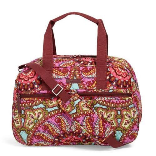 Factory Style Compact Traveler Bag