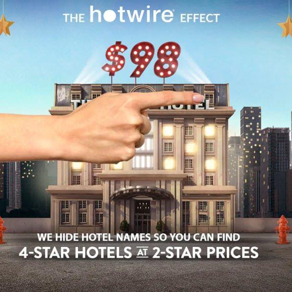 HotWire Hot Rate Hotel Code