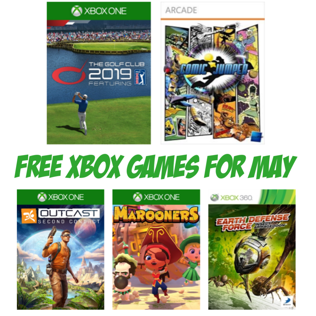 Free Xbox Games for April (1)