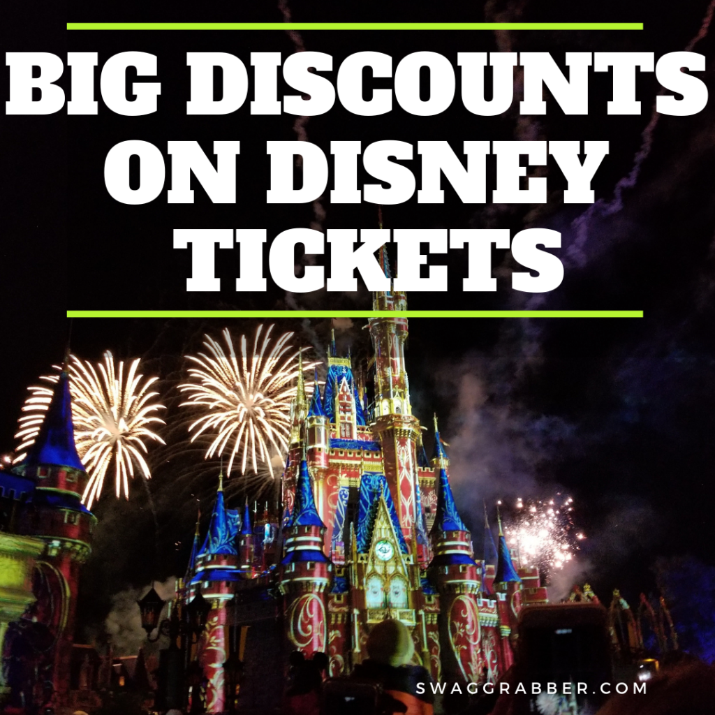 Get Big Discounts on