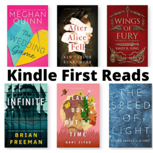 Kindle First Reads