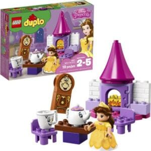 Lego duplo tea party