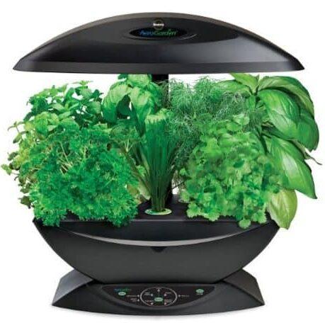 Miracle-Gro AeroGarden 7-Pod Indoor Garden with Gourmet Herb Seed Kit