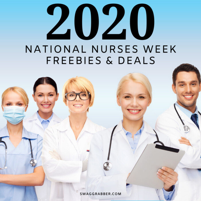 Freebies & Deals for Healthcare Workers