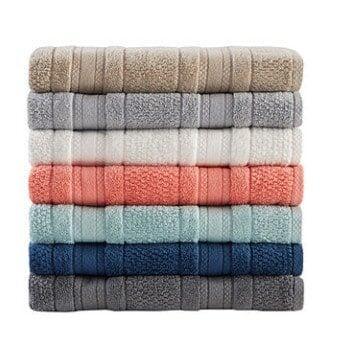 Remy Cotton Super Soft Solid 6-pc. Quick Dry Solid Bath Towel Set