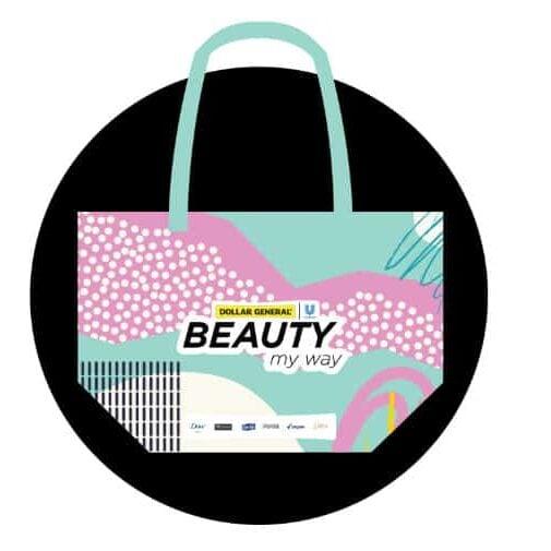 dollar general beauty bag