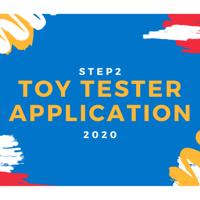 Step 2 Toy Tester