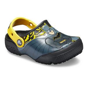 batman crocs