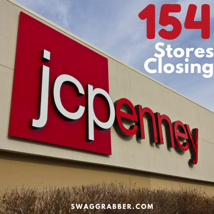 JCPenney closing 154 stores