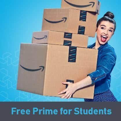 free prime students