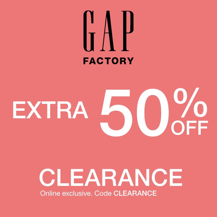 gf clearance