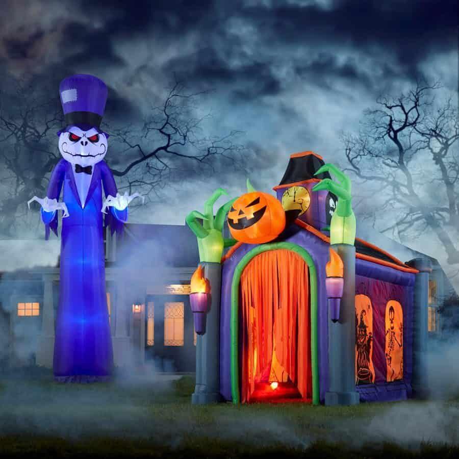 halloween inf