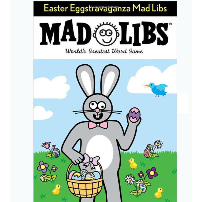 mad libs easter