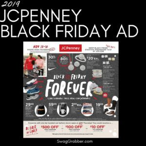 2019 JCPenney Black Friday Ad Scan