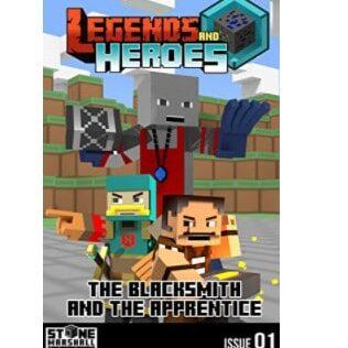 minecraft legends heroes