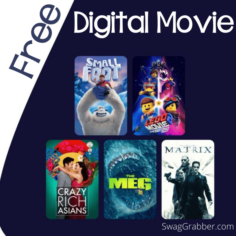 Free Digital Movie