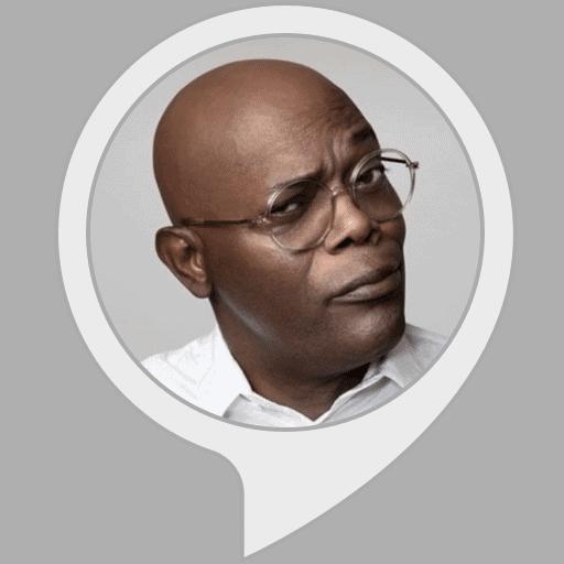 Samuel L Jackscon to voice Alexa