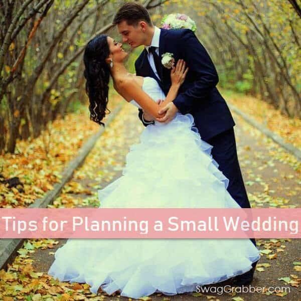 tips small wedding