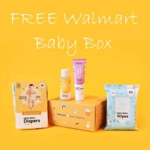 walmart baby box