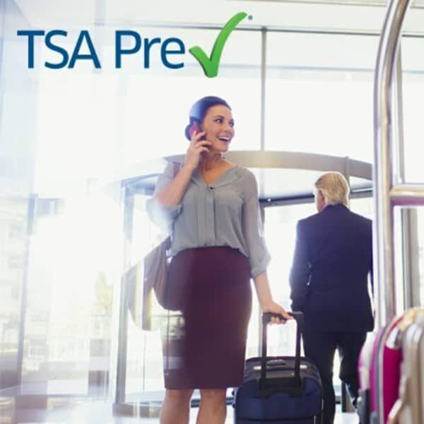 TSA PreCheck and Travel Package