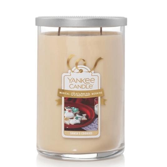 yankee christmas candle